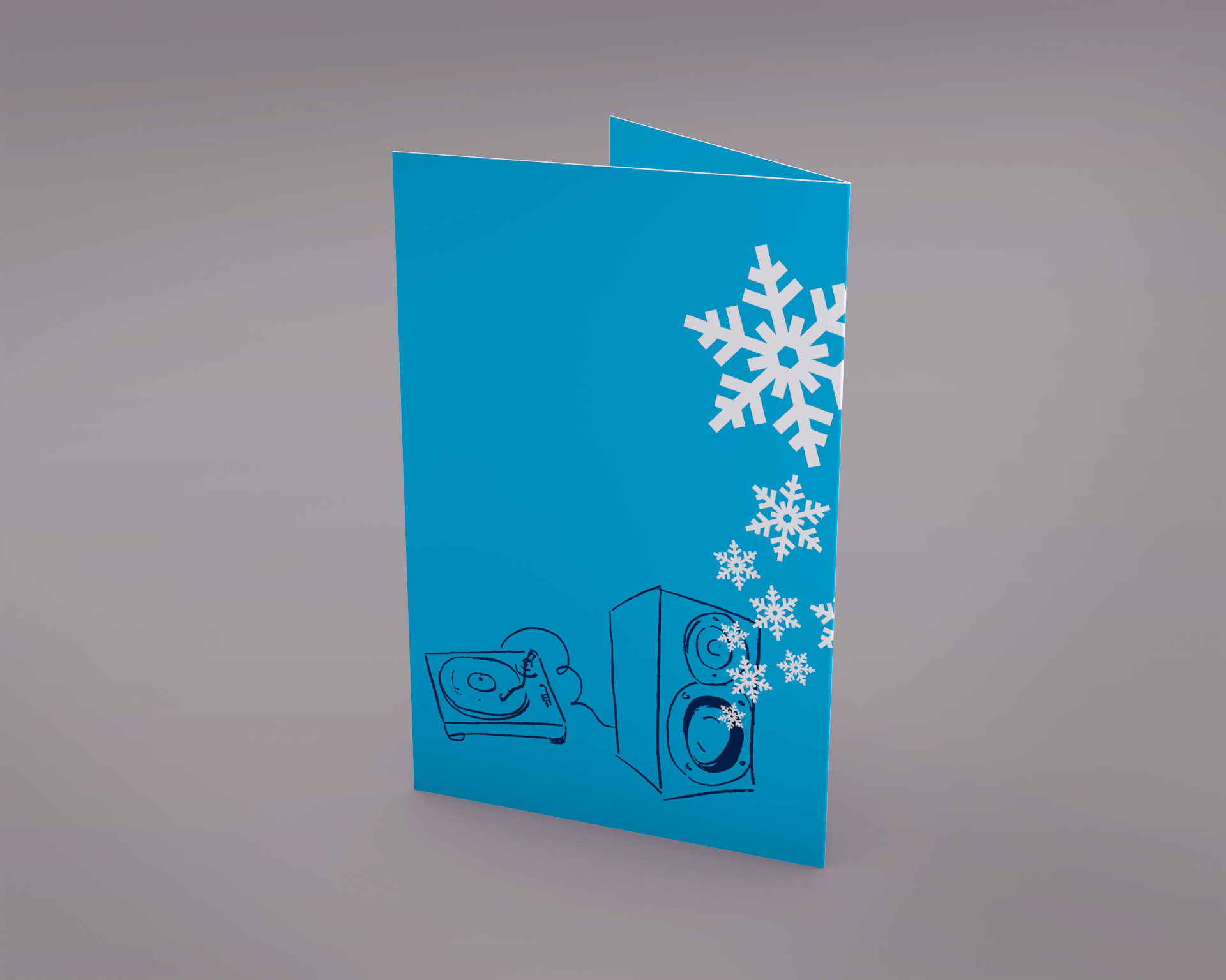 Agency Christmas Cards | Beanwave