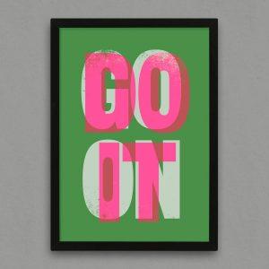 GO ON, DO IT